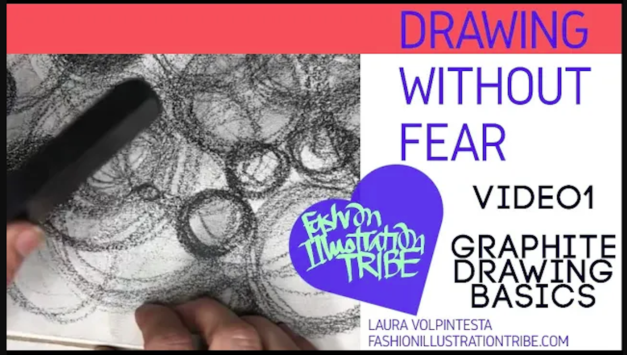 drawing without fear